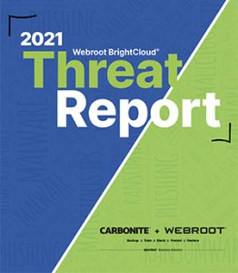 2021 Threat Th 2